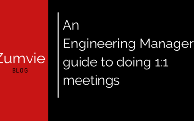 An Engineering Managers guide to doing 1:1 meetings